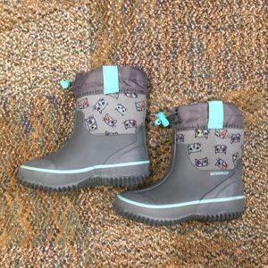 Girls Cat & Jack Waterproof boots, 7/8